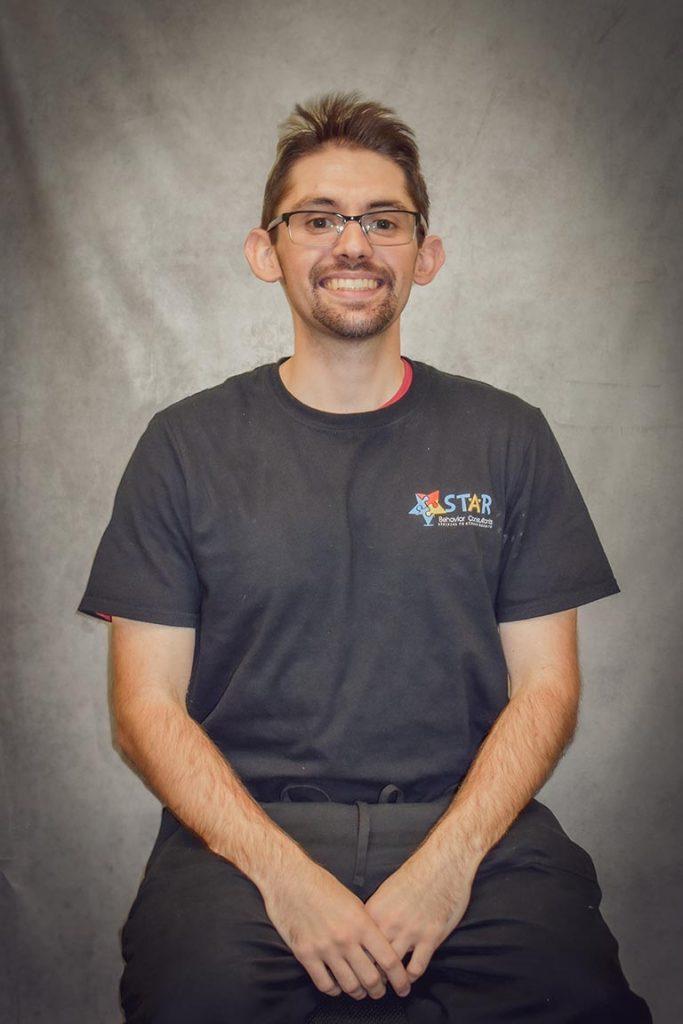 Jonathan Hiddings, BA, RBT | STAR Behavior Consultants