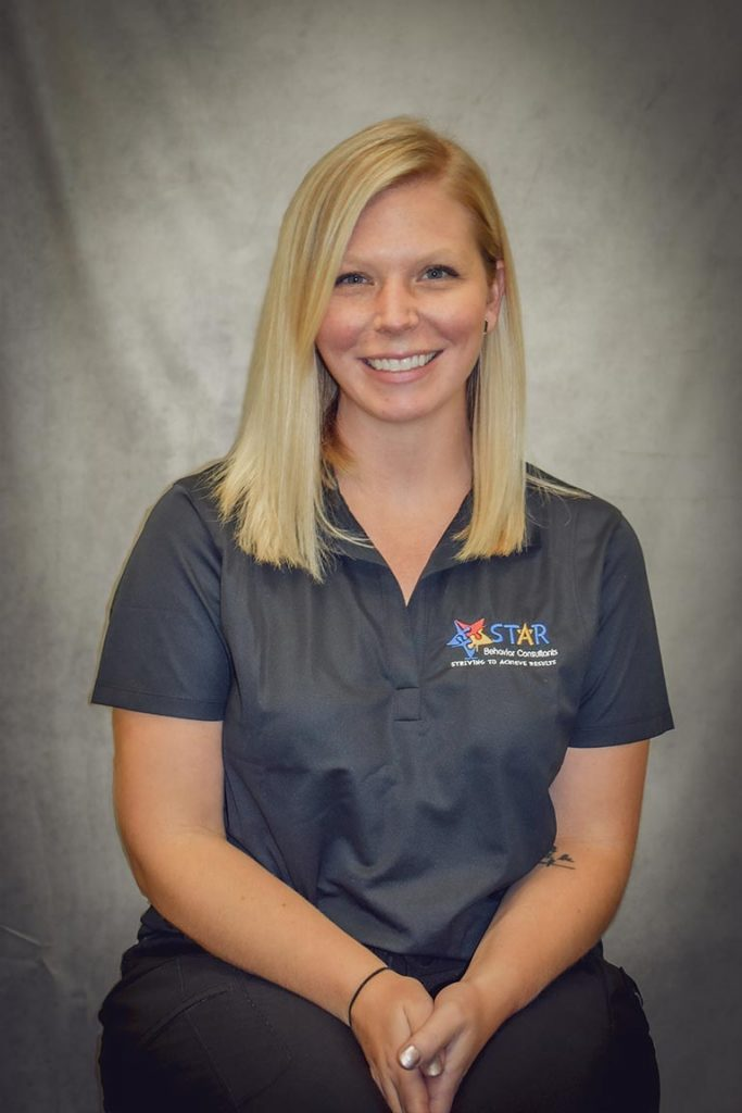 Kristy Shoaf, MA, BCBA, LBA | STAR Behavior Consultants