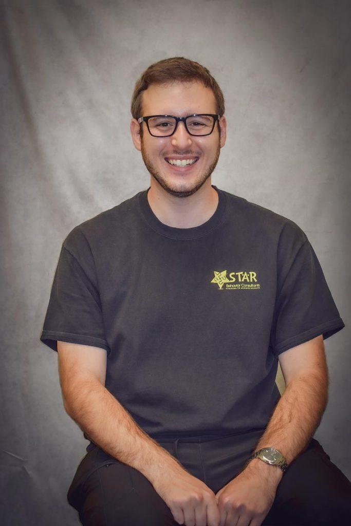 Steven Bareis, MA | Behavior Tech at STAR