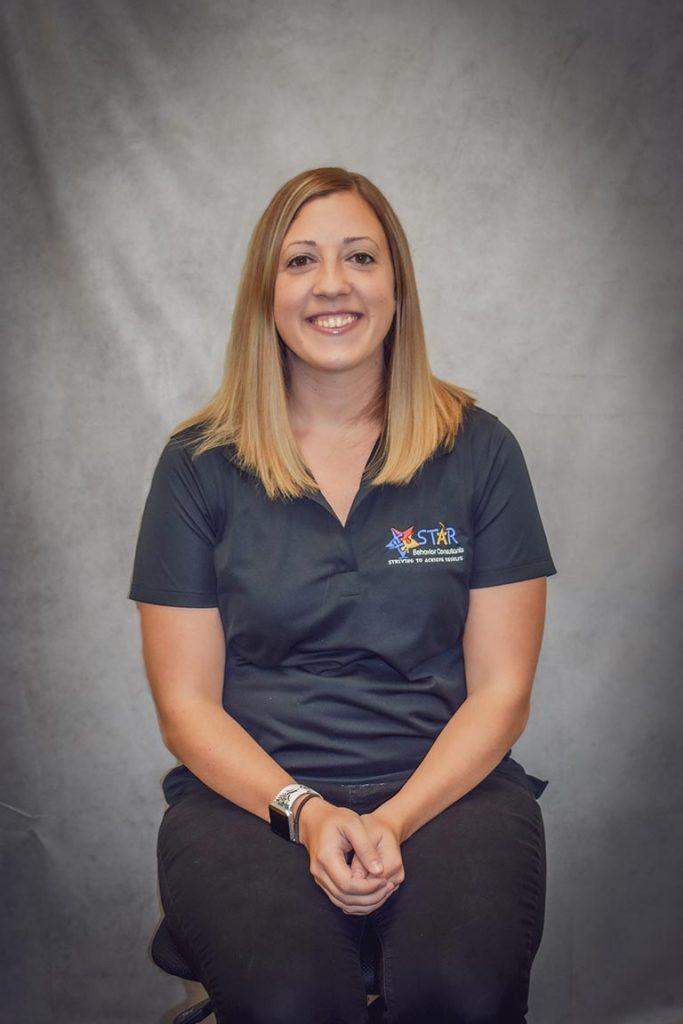 Tiffany Clauw, MA, BCBA, LBA | STAR Behavior Consultants
